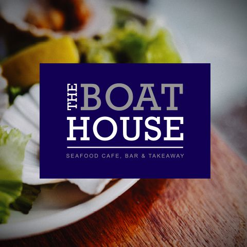 The Boathouse Cafe Graphic