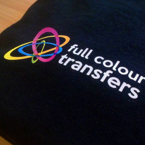 Full Colour Transfers Clothing Graphic